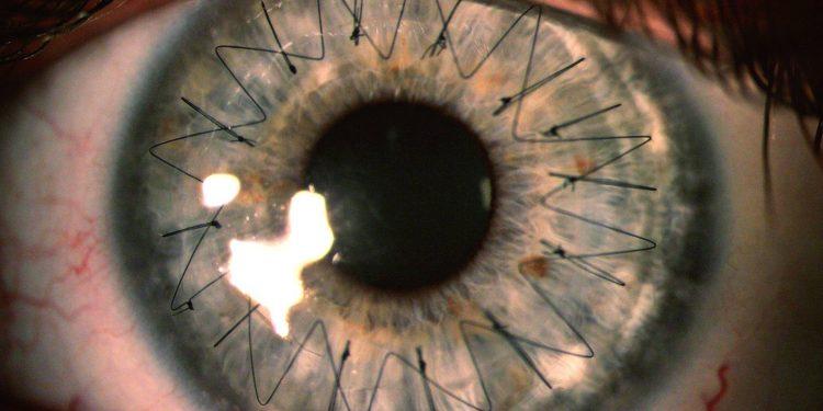 Трансплантация на роговица спасява от слепота (в-к Преса)