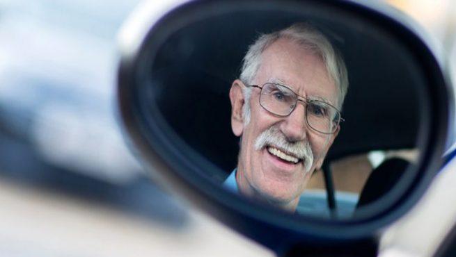 Зрение и шофиране